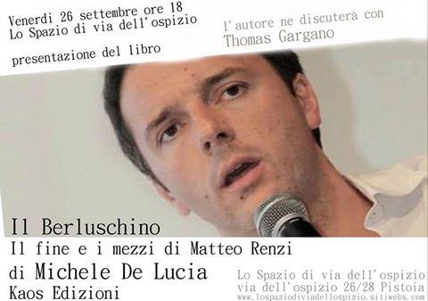MICHELE DE LUCIA PRESENTA «BERLUSCHINO»