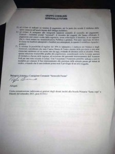 Documento Bolognini. 2
