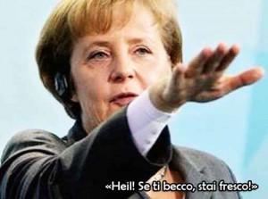 In Germania si scherza meno