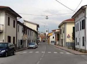 Il centro di Chiesina Uzzanese