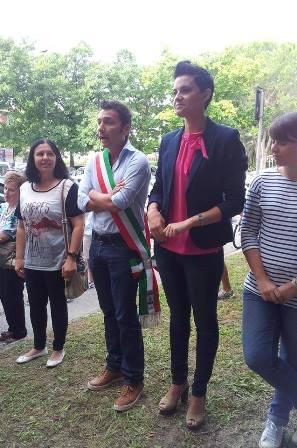 INAUGURATA LA SEDE PROVVISORIA DELL'ASILO NIDO