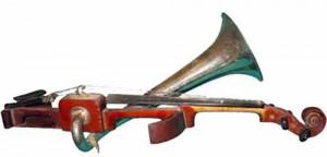 Uno strumento caro al potere: il tromboviolino o violinofono