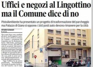 Il Tirreno, 22 ottobre 2014-