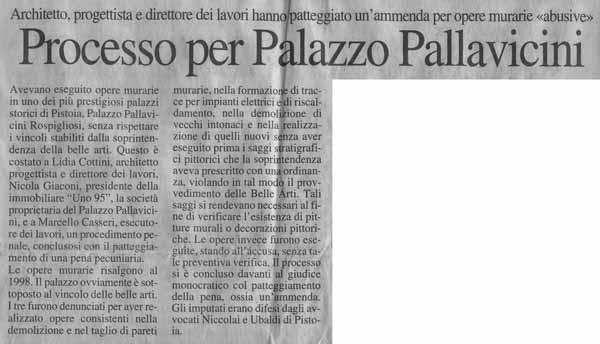 L'ITALIA CHE NON PUÒ SALVARSI. SENTENZE VIOLATE ALLA LUCE DEL SOLE