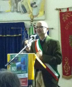 Luca Marmo, Presidnete dell'Unione dei Comuni Montagna Pistoiese