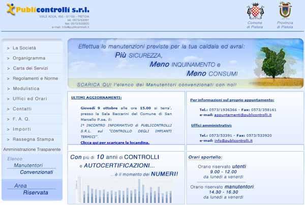 SAN MARCELLO, PUBLICONTROLLI INCONTRA LA POPOLAZIONE