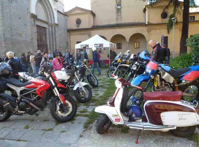 SUCCESSO DEL PRIMO 'RIDE FRIENDS' A PISTOIA
