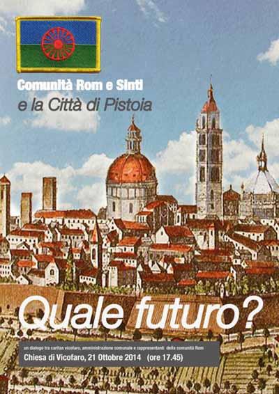 QUALE FUTURO PER ROM E SINTI DI PISTOIA?
