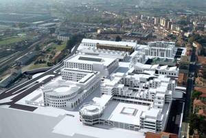 Il futuro dell'area ex-Breda
