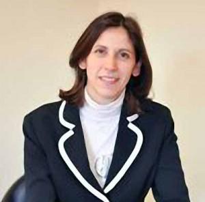 L'Assessore all'Urbanistica Francesca Marini