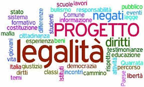 PROGETTO LEGALITÀ, PARTE L'EDIZIONE 2014-15