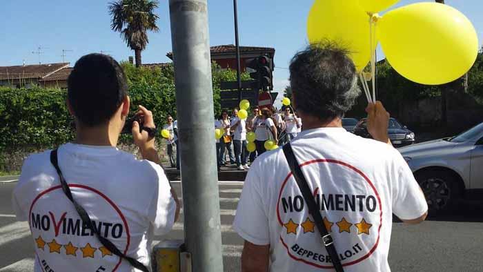 M5S: «PARTECIPARE AL PROCESSO DI FUSIONE DEI COMUNI»