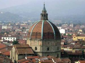 La cupola della Madonna dell'Umiltà