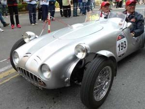 L'auto di Mario Bernardini