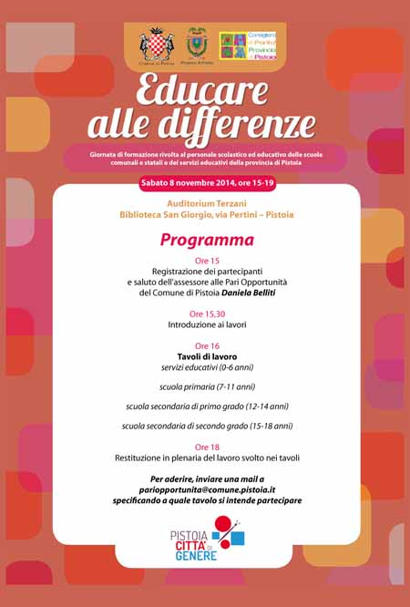 «EDUCARE ALLE DIFFERENZE»