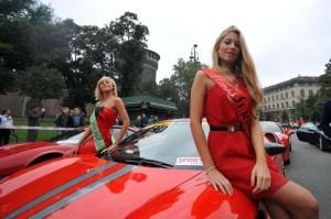 Ferrari's Day a Quarrata e a Pistoia