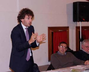 L'intervento dell'on. Edoardo Fanucci