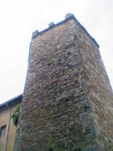 La Torre del Castello di Vinacciano