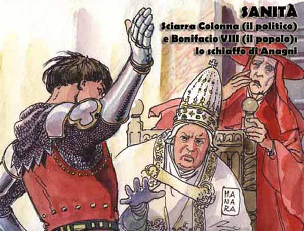 """SANITÀ, """"ALLEGORIA E DERISIONE"""" DAI POLITICI TOSCANI"""