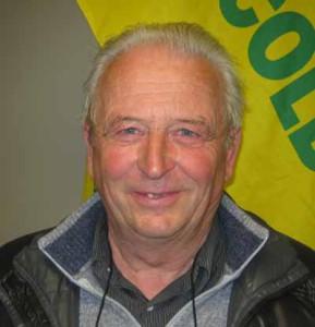 Roberto Menichi, presidente Coldiretti pensionati