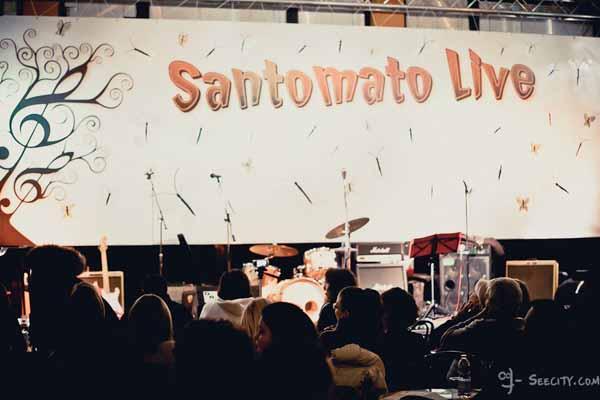 santomato live. WOODSTOCK 50