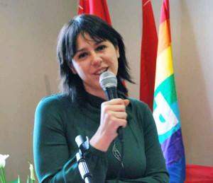 Silvia Biagini, Fp Cgil