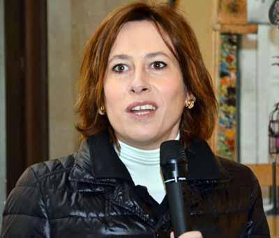 BINI SEGRETARIA D'AULA DEL PD ALLA CAMERA
