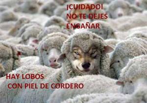 Lupi sotto pellicce di agnello