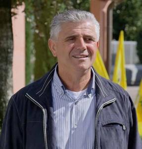 Mario Carlesi, presidente Coldiretti Pistoia