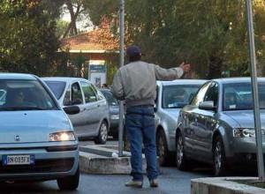 Parcheggiatore abusivo [repertorio]