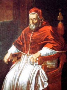 Il Pontefice Pio V