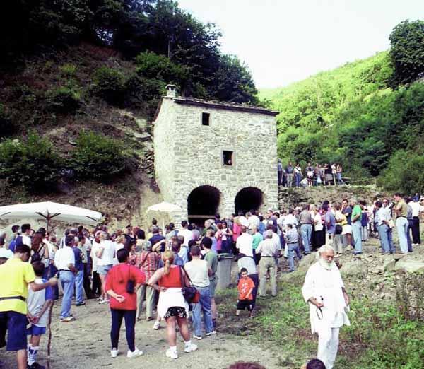 ORSIGNA, L'OMBELICO DEL MONDO