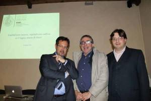 Andrea Paci, Luca Bernardi, Riccardo Fagioli