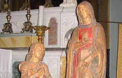 L'ANNUNCIAZIONE DELLA PIEVE DI SANTA MARIA ASSUNTA IN GAVINANA