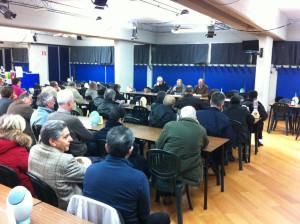 Assemblea sulle casse d'espansione al circolo Mcl di San Biagio