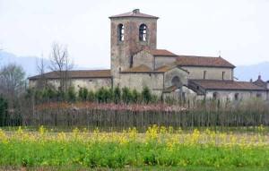 La chiesa di Badia a Pacciana