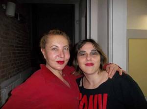 Iaia Forte e Francesca