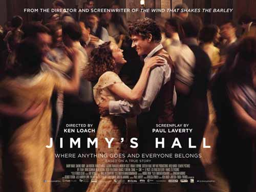«JIMMY'S HALL», LA STANZA DELLA RIVOLUZIONE