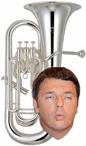 Matteo Renzi il Bombardino