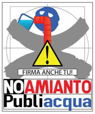 «NO AMIANTO PUBLIACQUA» VINCE IL PRIMO ROUND