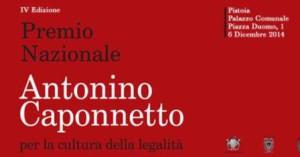 Il premio Antonino Caponnetto