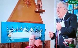 Maic. Bardelli pronuncia il discorso per il Vescovo Tardelli