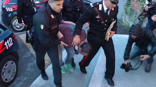 VIOLENZA SESSUALE A MINORENNE: IN CARCERE. BOLLETTINO CARABINIERI 3 NOVEMBRE