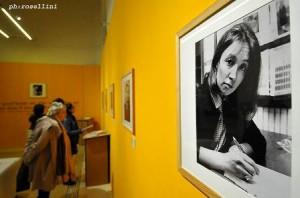L'interno della mostra [foto Francesco Rosellini]