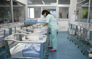 Boom di nascite in ospedale