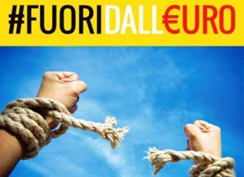 DENTRO O FUORI DALL'EURO: ECCO DOVE FIRMARE IN VALDINIEVOLE