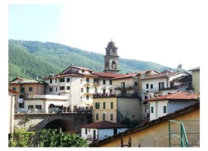 Uno scorcio di San Marcello Pistoiese