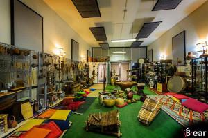 Museo degli strumenti a percussione della Fondazione Tronci