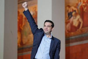 Alexis Tsipras [foto zuma press]