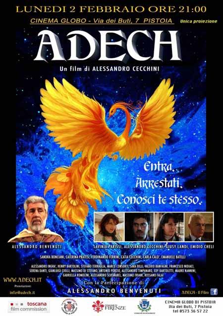 «ADECH», IL FILM CHE PARLA ANCHE DI PISTOIA